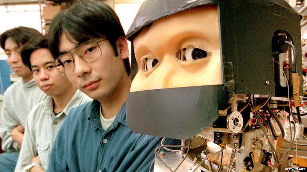 Do humanoid robots make you feel uncomfortable? See U is for Uncanny Valley
