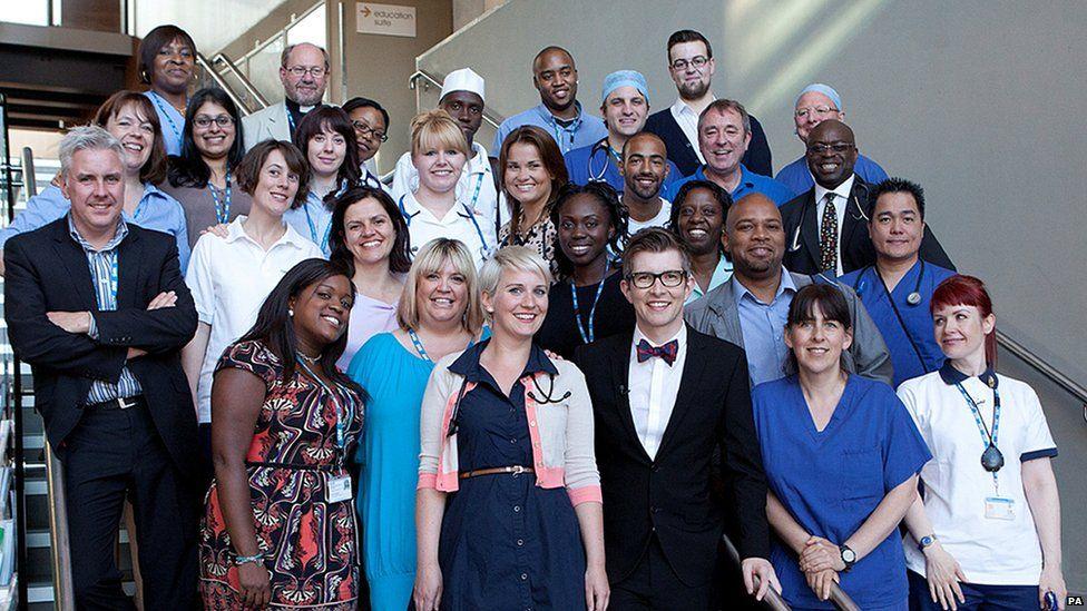 The Lewisham & Greenwich NHS Choir