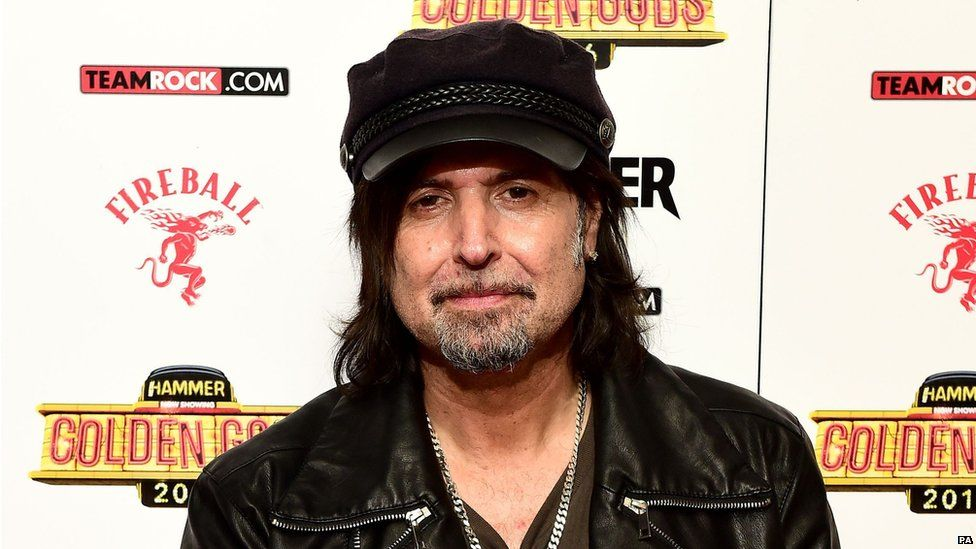 Motorhead's Phil Campbell was name Riff Lord and also took part in a musical tribute to Lemmy