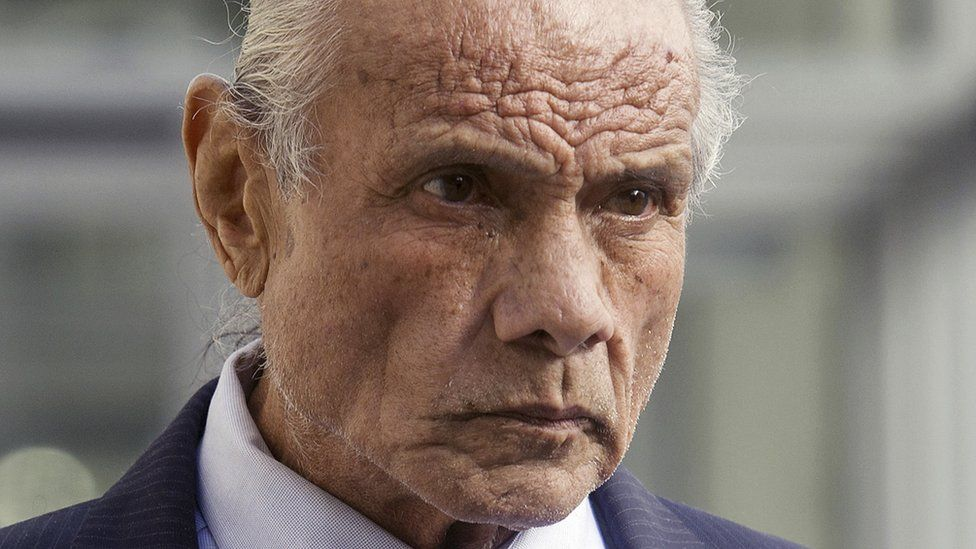 wwe star jimmy superfly snuka dies aged 73 bbc newsbeat