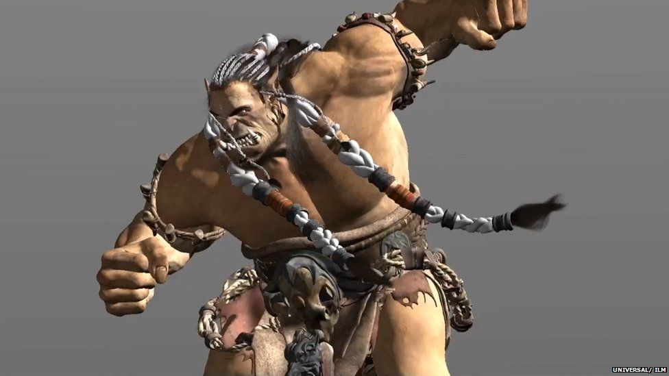 New Cgi Technology Used In Warcraft Could Mean Actors Live Forever Bbc Newsbeat