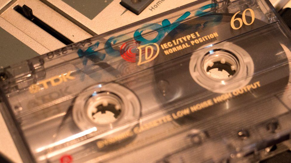 Kooks tape