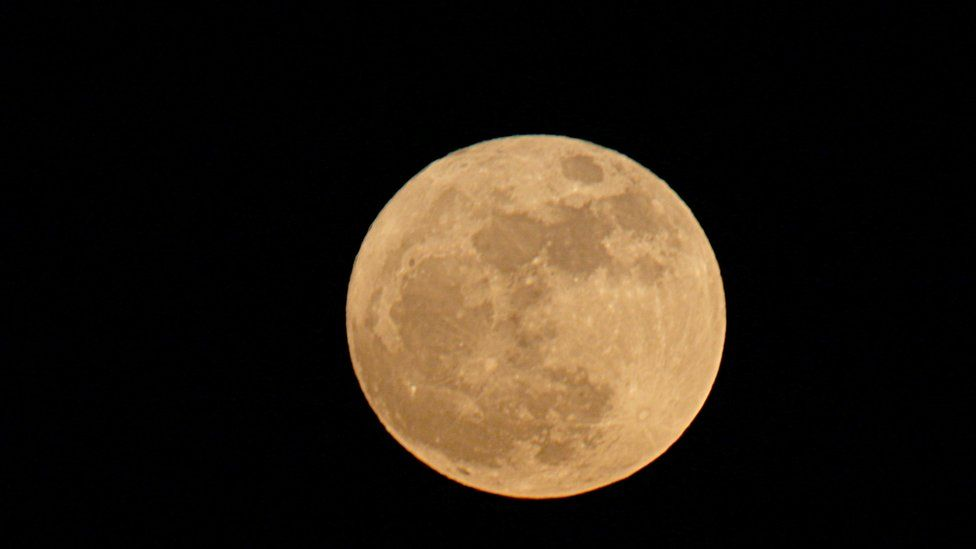 Largest Supermoon since 1948 set to appear Monday night!