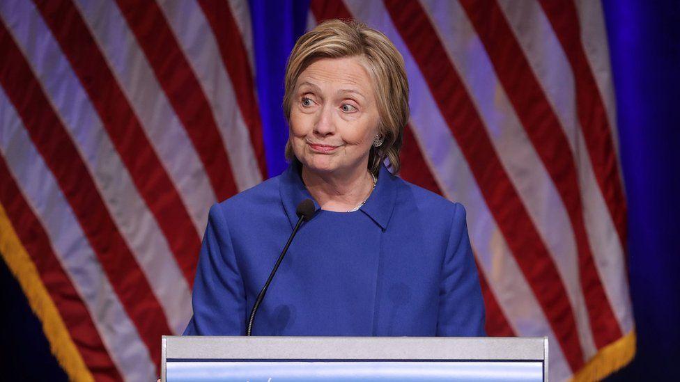 Hillary Clinton at the Children's Defense Fund