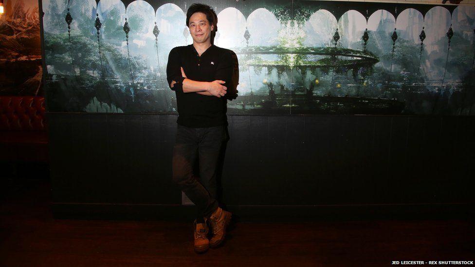 Gmae director Hajime Tabata