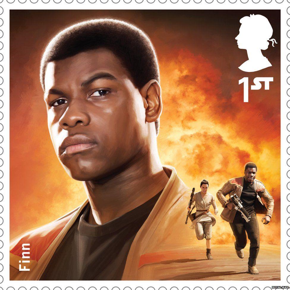 Finn stamp