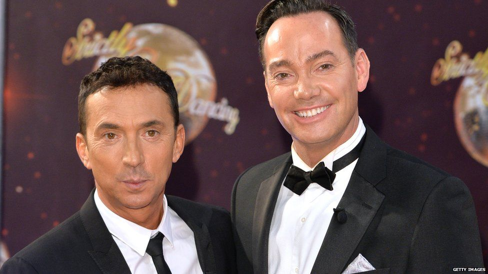 bruno tonioli partner paul