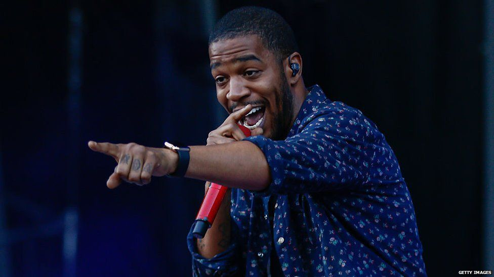 Kid Cudi checked himself into rehab