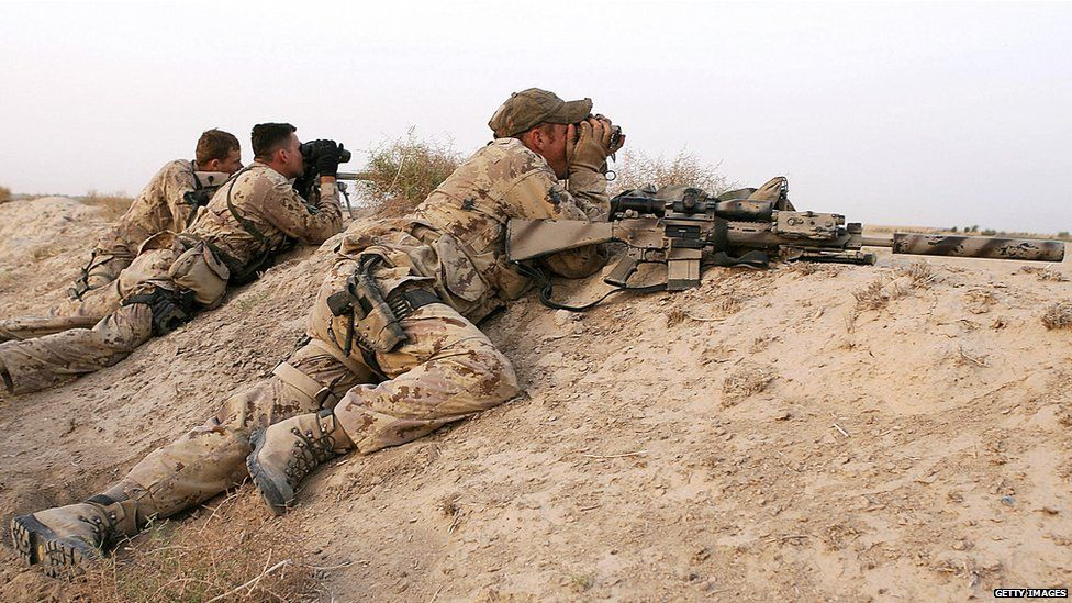 Mulcair raises red flags after Canadian sniper breaks record in Iraq