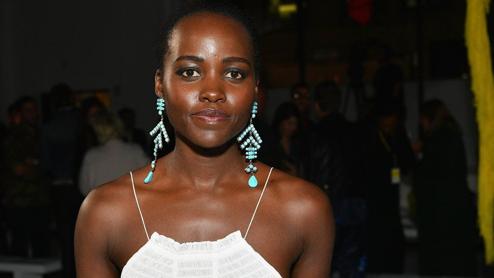 Photographer apologises to Lupita Nyong'o for airbrushing her hair out of a photo shoot