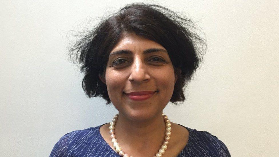 Professor Khalida Ismail