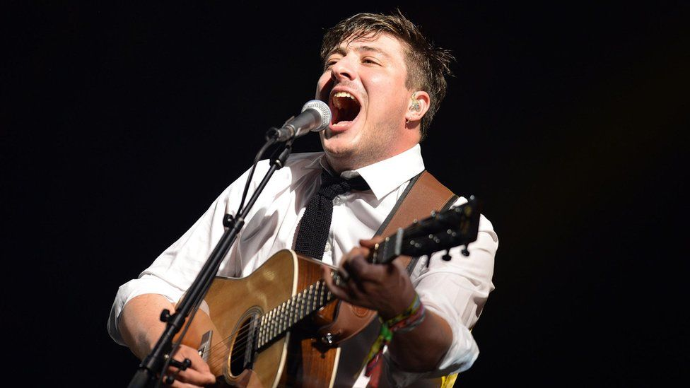 Mumford and Sons stand up to ticket touts.
