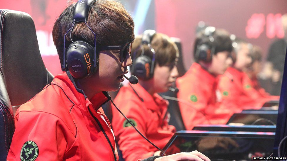 KT Rolster at the World Group Stages