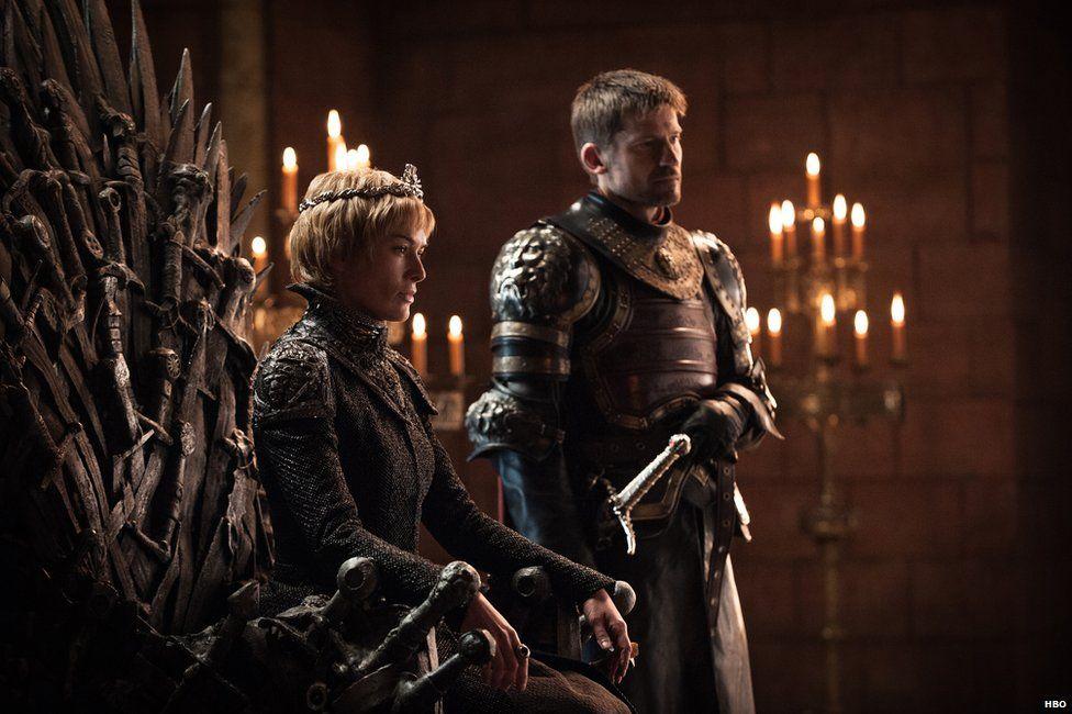 Nikolaj Coster-Waldau as Jaime Lannister Lena Headey as Cersei Lannister