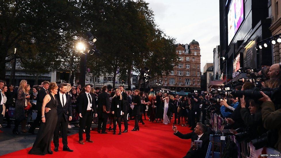 The 61st annual BFI London Film Festival kicked off on Wednesday