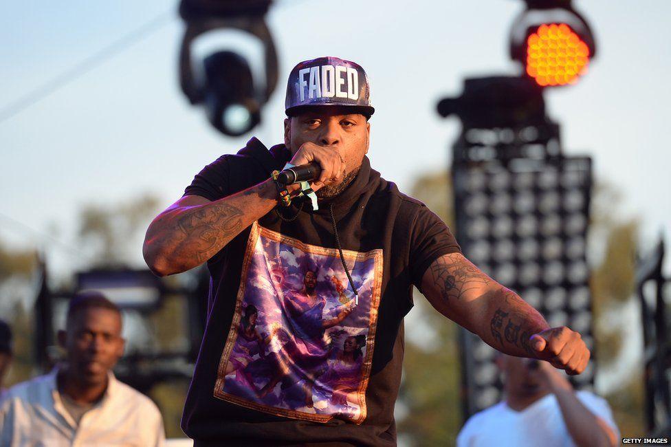 Method Man from Wu-Tang Clan