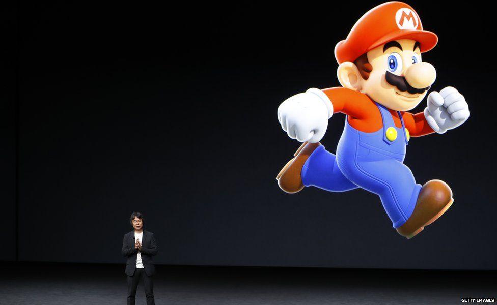 Mario creator Shigeru Miyamoto announced the game in September