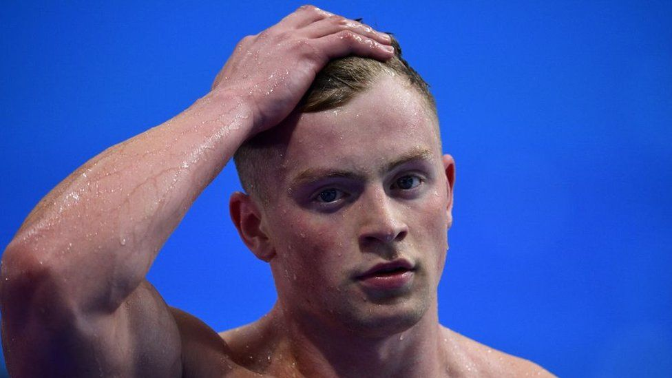 World champion swimmer Adam Peaty confirms he is single and back on