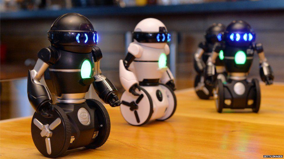 Mini robots