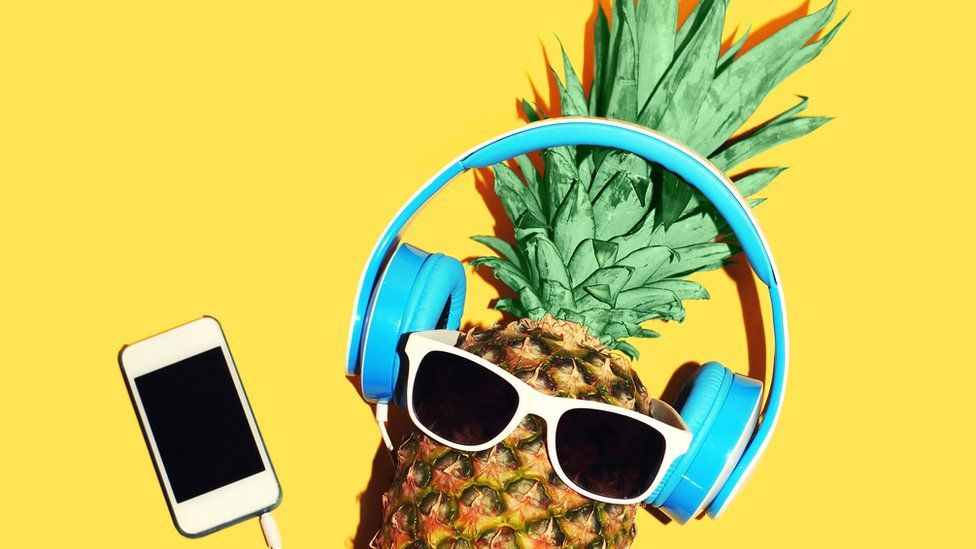Pineapples are banned at Leeds & Reading