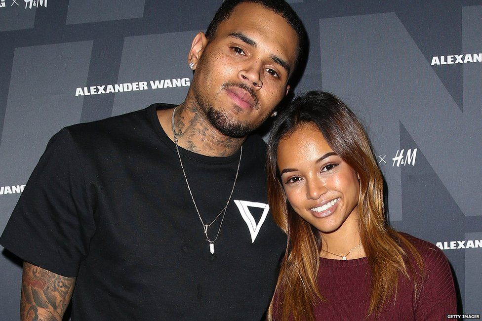 Chris Brown is ordered to stay away from ex-girlfriend