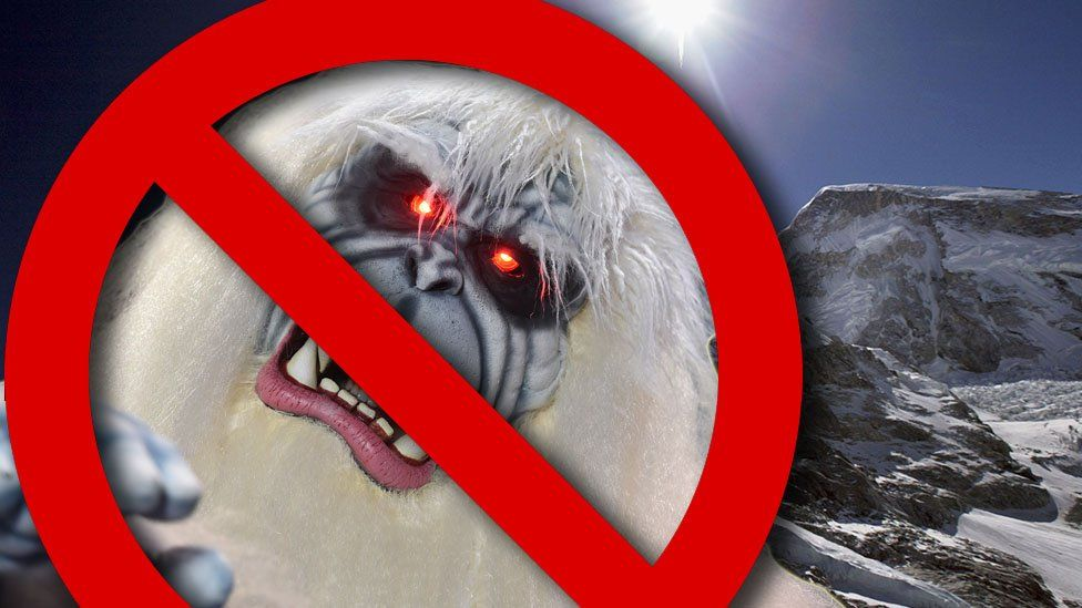 It's official: Scientists conclude there is no such thing as the Yeti