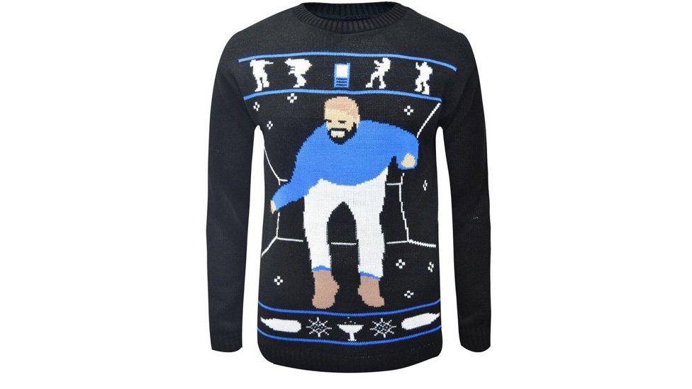 Drake jumper + Star Wars vinyl = most awesome Christmas list ever ...