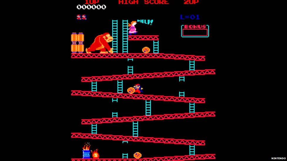 Happy birthday Mario! Iconic game character turns 30 - BBC ...