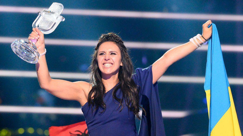 Jamala wins Eurovision for Ukraine