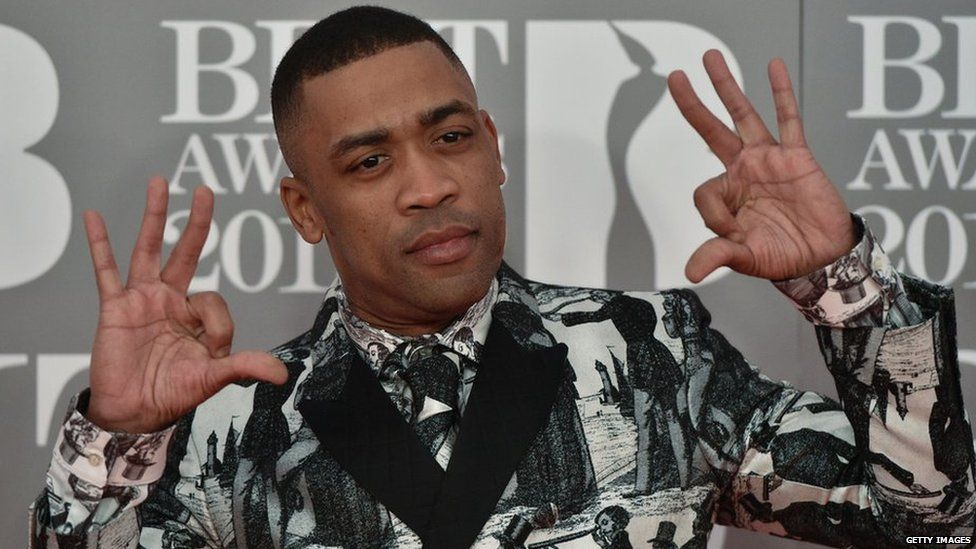 Wiley is often referred to as the Godfather of Grime