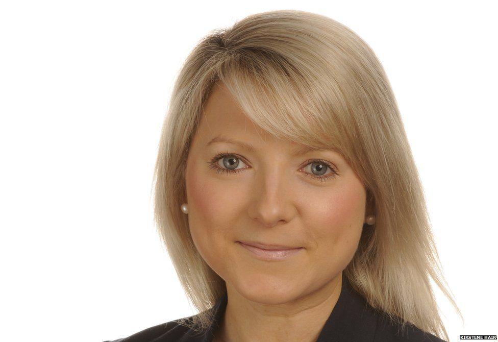 Kirstene Hair, MP for Angus