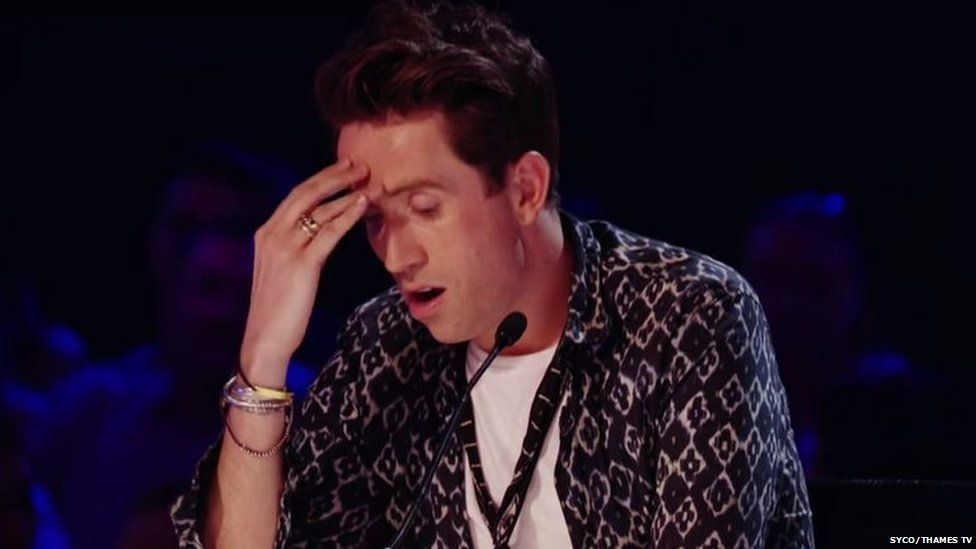 mason noise kicked off the x factor after arguing with simon cowell