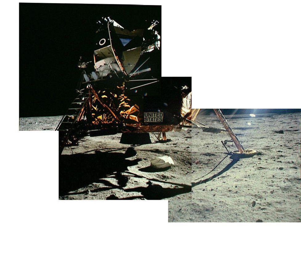 Luna, Apollo 11