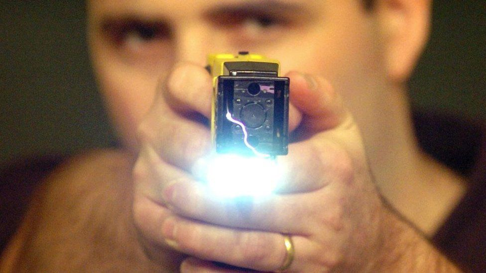 Why do police need warrants to taser someone?