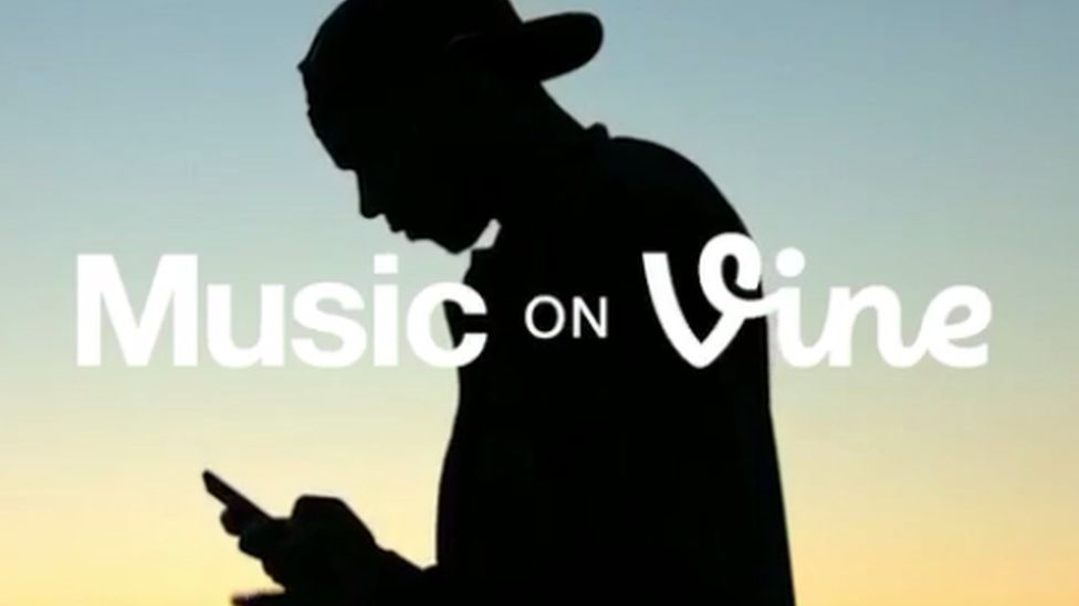 Vine takes on Shazam by launching new music discovery tool - BBC