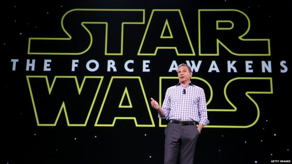 Новости Звездных Войн (Star Wars news): Блог им. admin: Глава Disney пообещал продолжить «Звездные войны» после трилогии-сиквела
