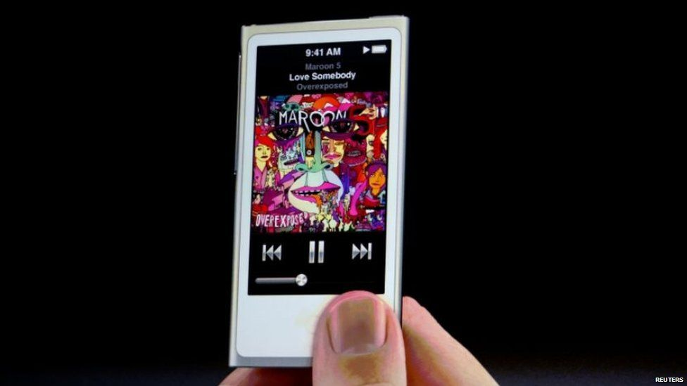 Porn on ipod nano
