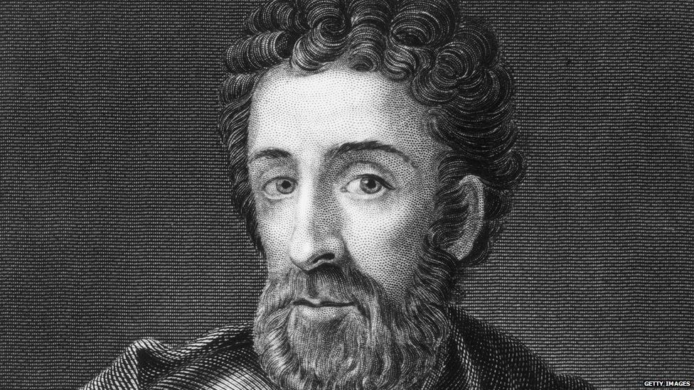 A portrait of William Wallace