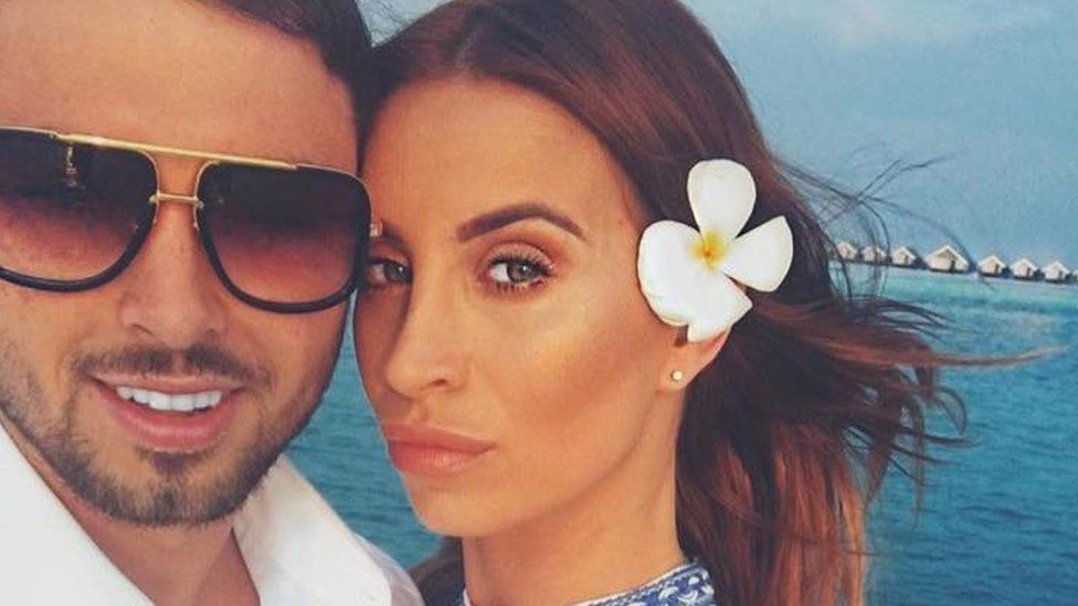 Ferne McCann breaks silence on Arthur Collins