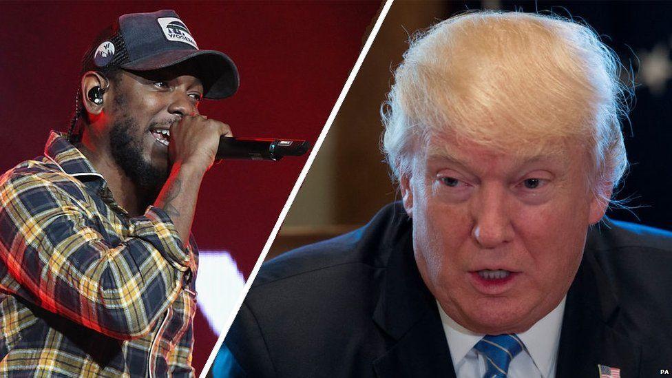 Kendrick Lamar vs Trump