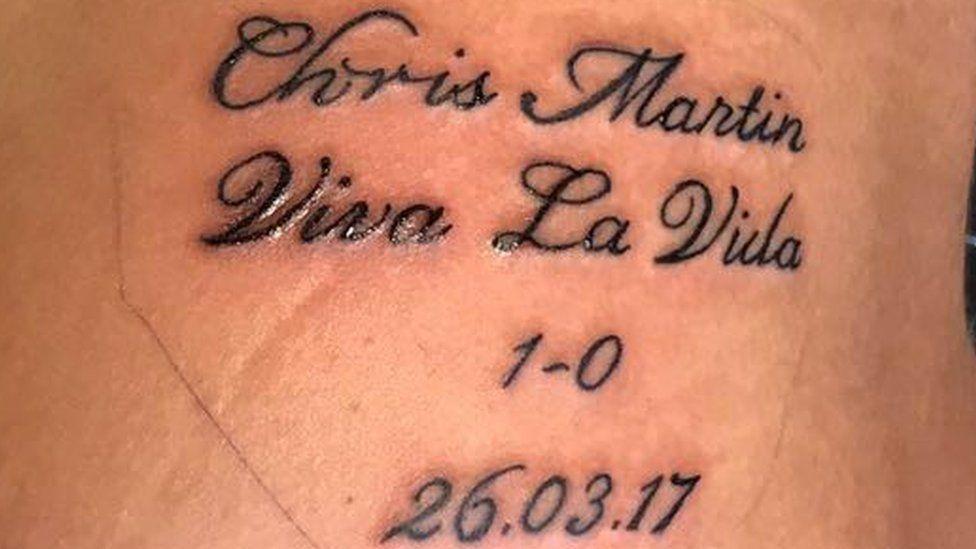 Callum tattoo