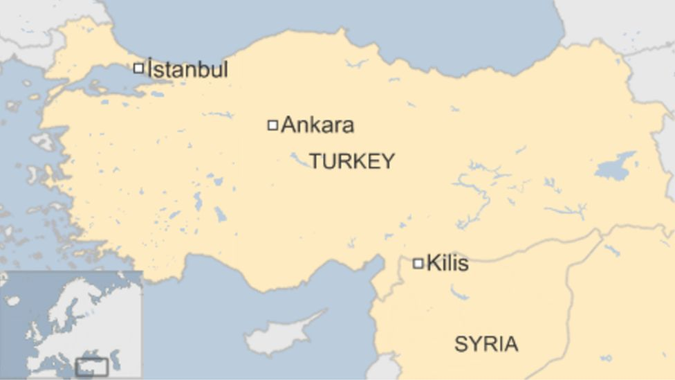 Many wannabe fighters travel through Turkey to reach IS controlled territory in Syria and Iraq
