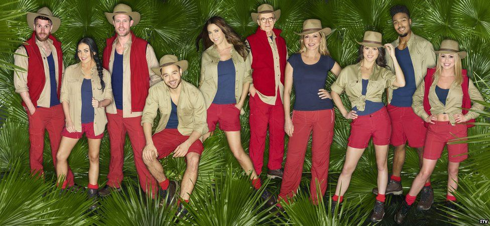 I'm A Celebrity Get Me Out Of Here - Opening 2012 - YouTube