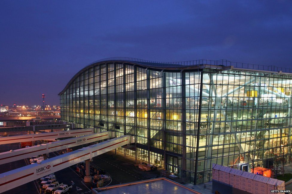 Heathrow's Terminal 5