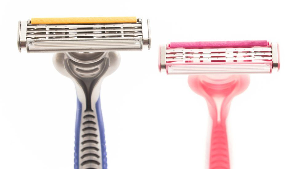 Men and women's razors