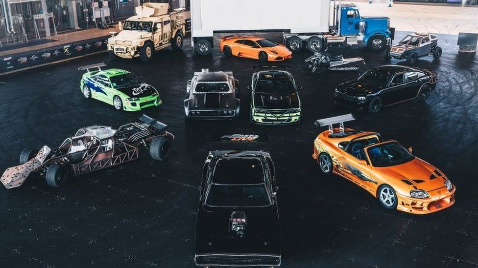 Fast Furious Live Creator Says Nobody Asked Me To Write It BBC - Fast and furious car show