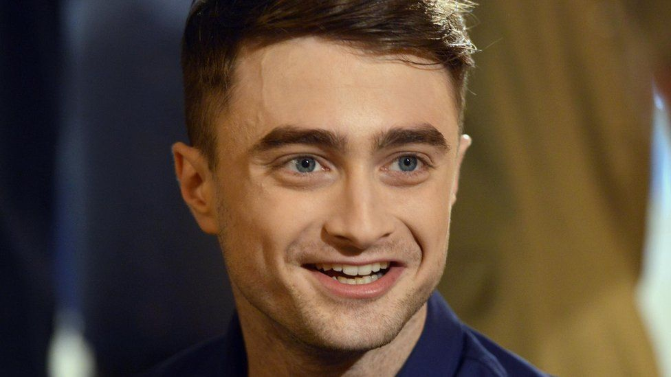 Daniel Radcliffe played Harry Potter