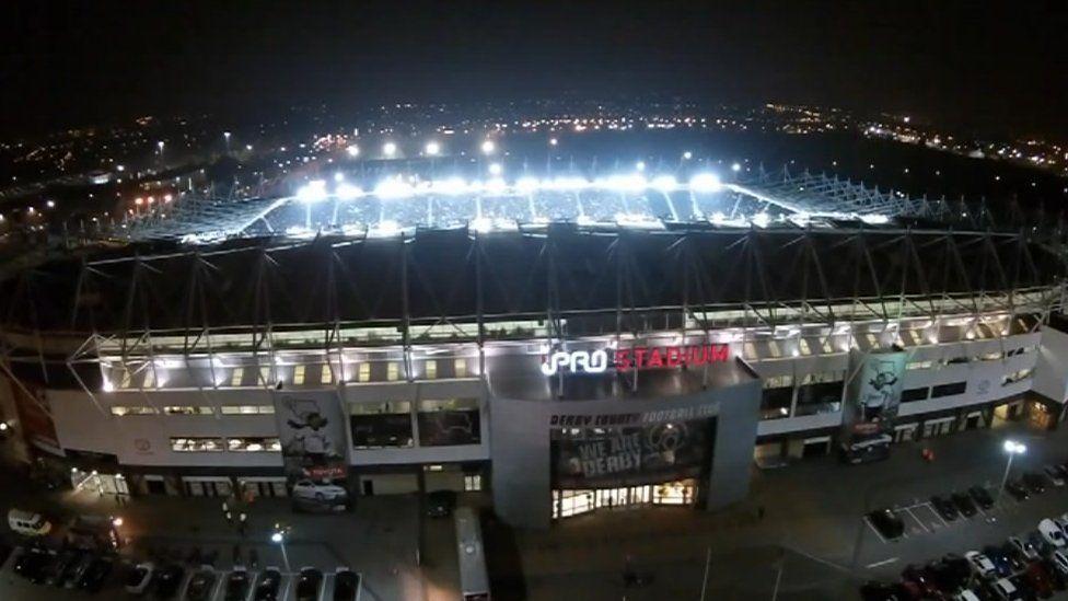 iPro stadium Derby
