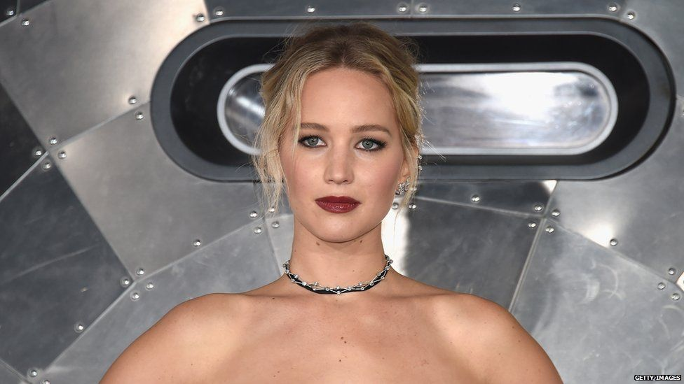 Jennifer Lawrence topped the Forbes list in 2015 and 2016