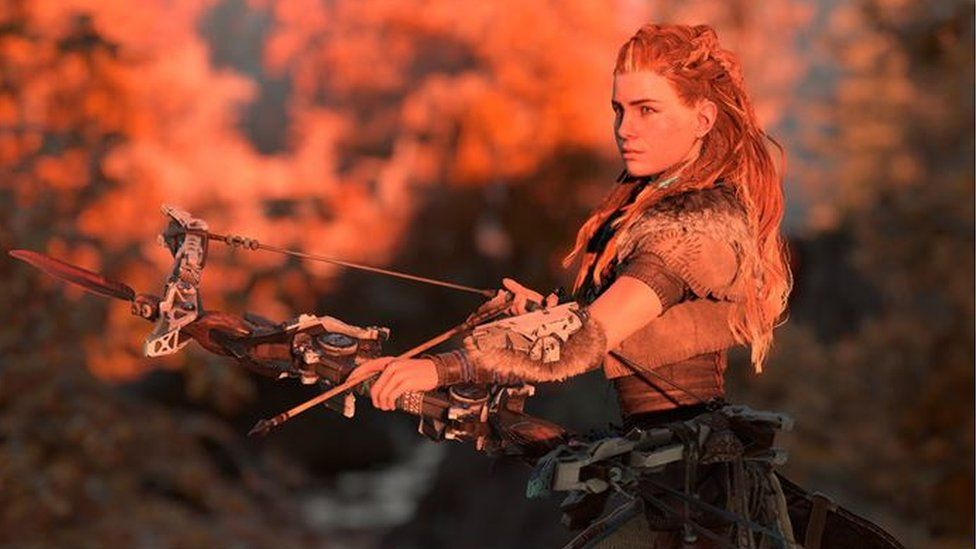 Horizon Zero Dawn was shown-off by Sony at E3 as one of several new games coming to the PlayStation 4 over the next year